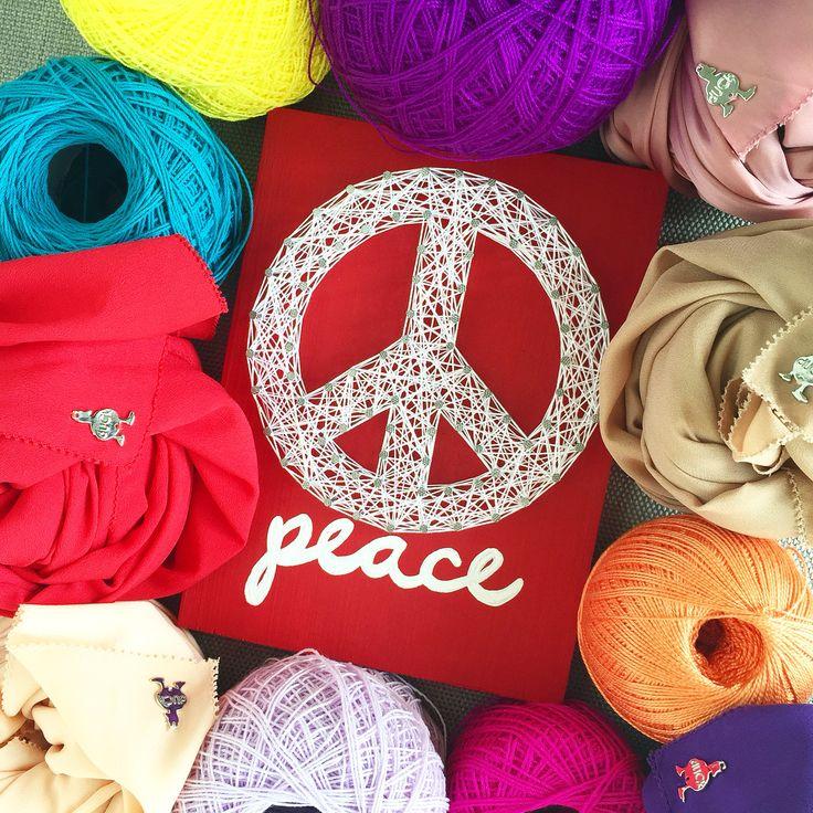 Peace sign ✌️