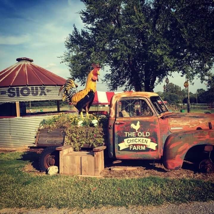 A Pickers Paradise! From vintage repurposed treasures to