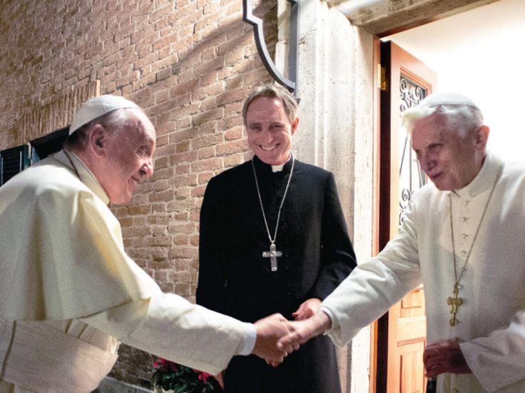 El Papa alemán no tiene duda de que hizo bien al renunciar