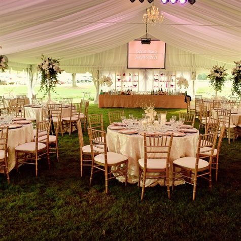 82 Best Out Door Tent Wedding Receptions Images On Pinterest