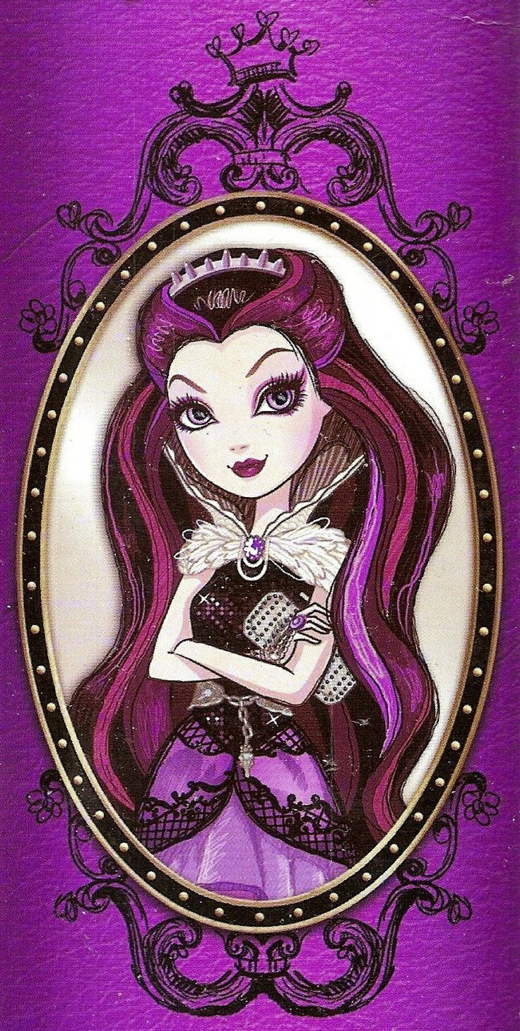 Ever After High: Raven Queen, Ever After Rebel
