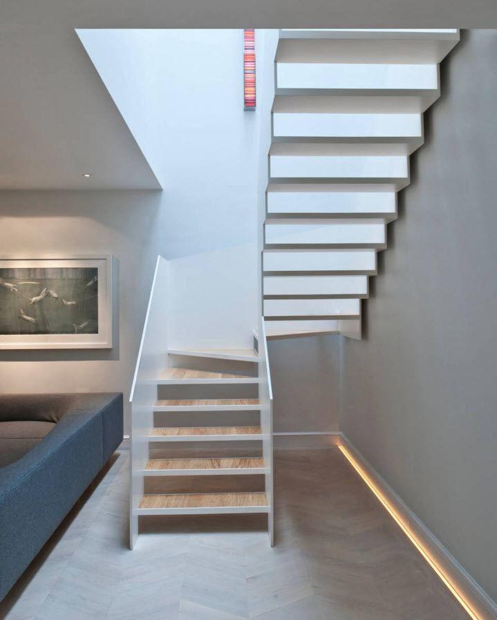 66 besten Treppe Bilder auf Pinterest | Treppe, Treppen und Einrichtung