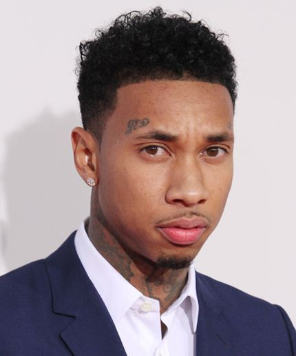Tyga's new bachelor pad is seriously swanky