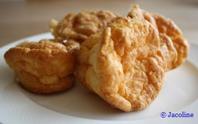 Gezond leven van Jacoline: Ham kaas muffin