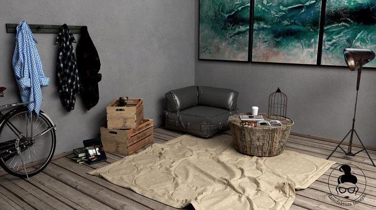 "Polubienia: 5, komentarze: 1 – Manufaktura Dizajnu (@manufakturadizajnu) na Instagramie: ""Pakamera artystyczna by @manufakturadizajnu #nofilter #homedesign #homeinspiration #home #dekoracje…"""