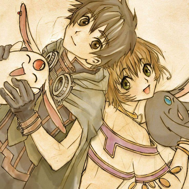 Tags Anime Tsubasa Reservoir Chronicle Fanart Fay D: Sakura, Syaoran, Shaoran, Fanart, Tsubasa, Mokona