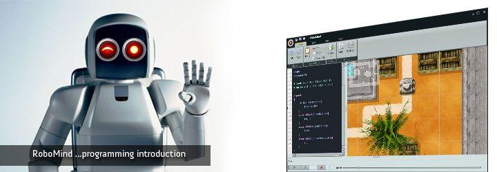 RoboMind.net - Welkom bij RoboMind.net, de nieuwe manier om te leren programmeren.