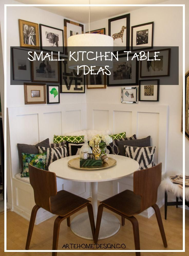 Small Kitchen Table Ideas In 2020 Dining Room Small Small Dining Room Decor Apartment Dining Room