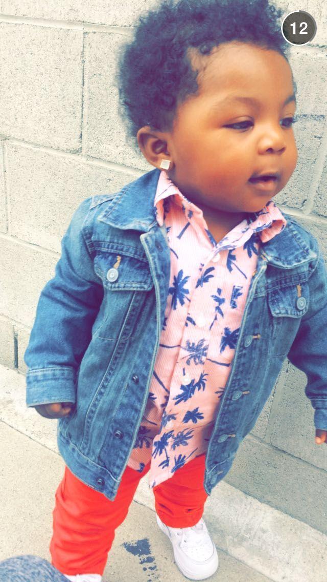 Royal, Chresanto August's son (Roc Royal) Mindless Behavior 2015