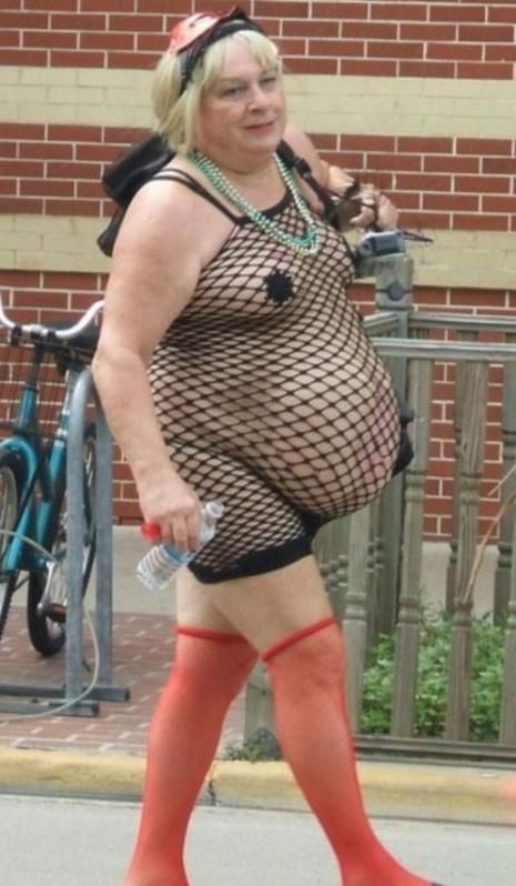 A Dress Code Might Help This One.  The Slip Goes Under The Cloths..