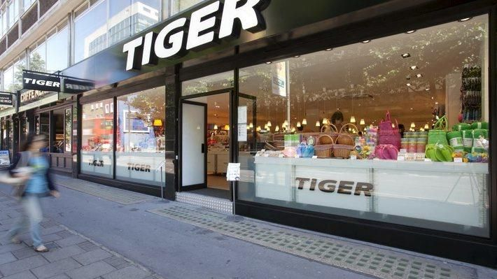 Tiger | Shopping in Fitzrovia, London
