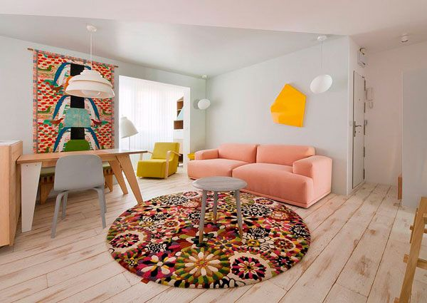 Decoración de salones: Tendencias 2016 - blogs de Decoracion