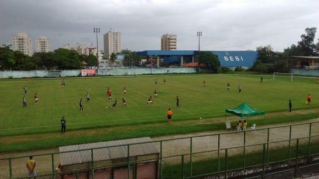 Sub-20 goleia Resende fora de casa e volta à briga pela liderança do grupo A da Taça Guanabara