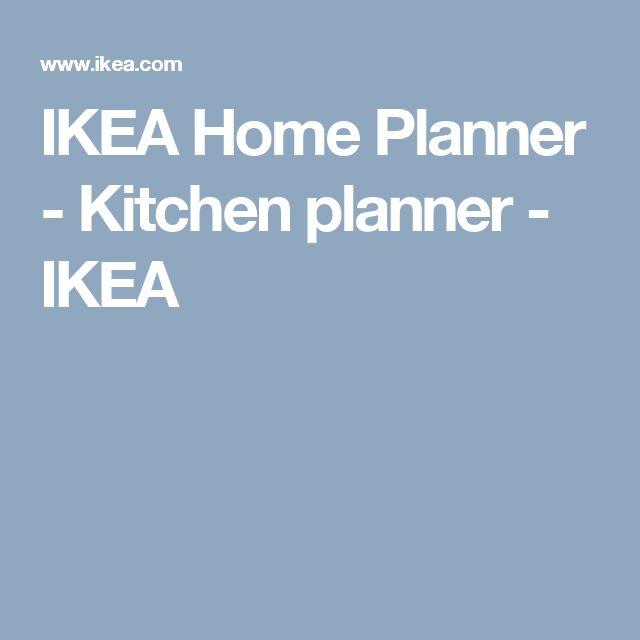 IKEA Home Planner - Kitchen planner - IKEA