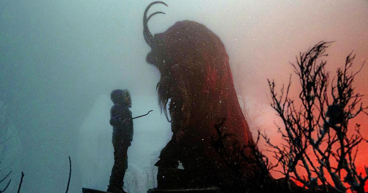 'Krampus' Blu-ray Preview Unchains a Demonic Avenger   EXCLUSIVE -- Actor Adam Scott explains how writer-director Michael Dougherty wanted to make an 80s throwback movie with 'Krampus', arriving soon on Blu-ray. -- http://movieweb.com/krampus-movie-2015-blu-ray-featurette-horror-comedy/