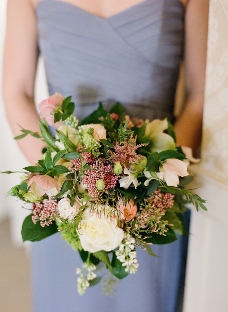 Bouquet of Roses, Tulips and Currant
