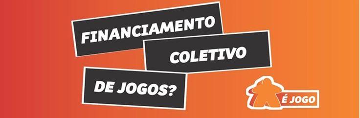 Ajude a melhorar o mercado nacional de games! ;) É Jogo é a mais nova plataforma brasileira de crowdfundingexclusiva para jogos digitais e analógicos. A plataforma é uma iniciativa do profissional de marketing, Paulo Brito, o gestor de tecnologia da informação, Marcelo Rodrigues e o analista de sistema, Luccas Toledo. O É Jogopermite que os…