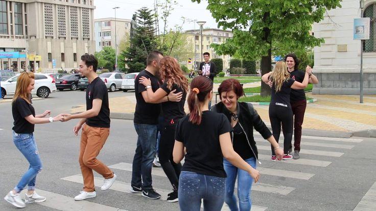 world danceday-why walk when yu can dance?
