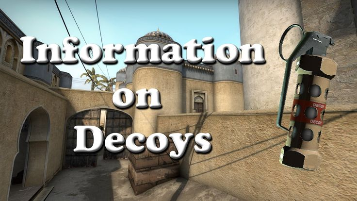 How to use Decoys and their uses in CS:GO