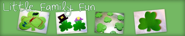 great web site with lots of easy ideas for little ones!