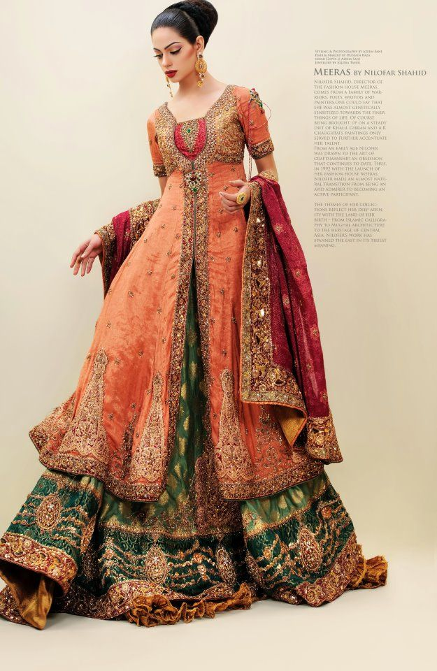Meera's by Nilofer Shahid http://www.meeras.biz/ - https://www.facebook.com/Meeras00 Pakistan