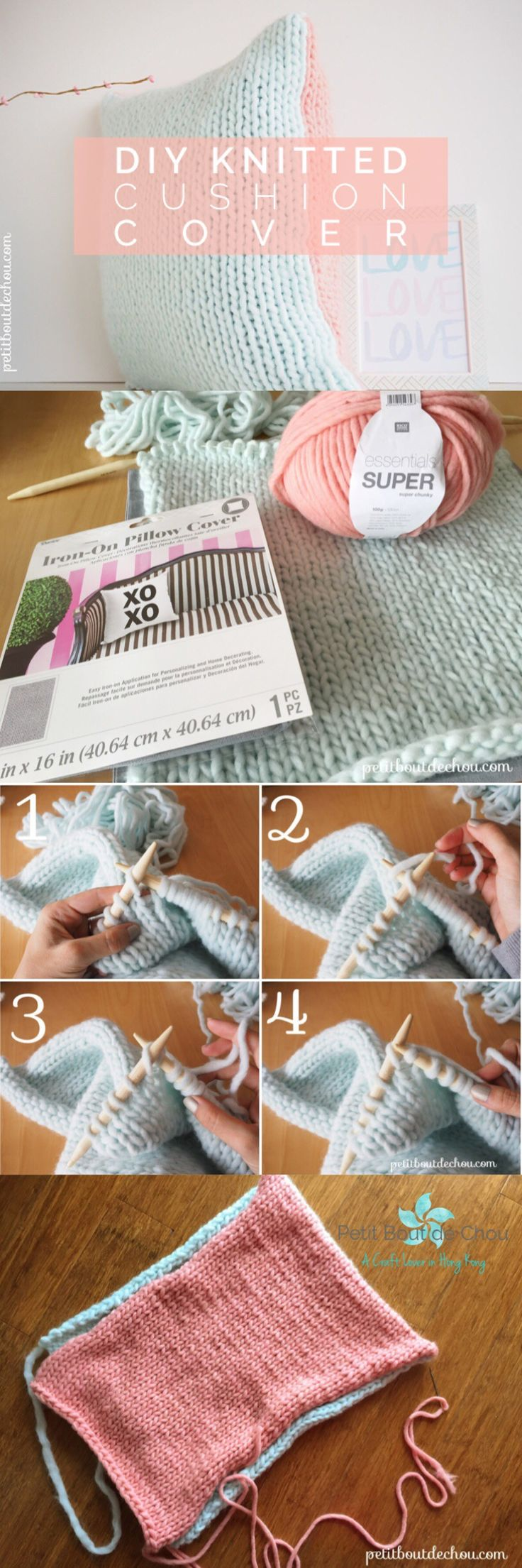An easy knitting project ideal for beginners!