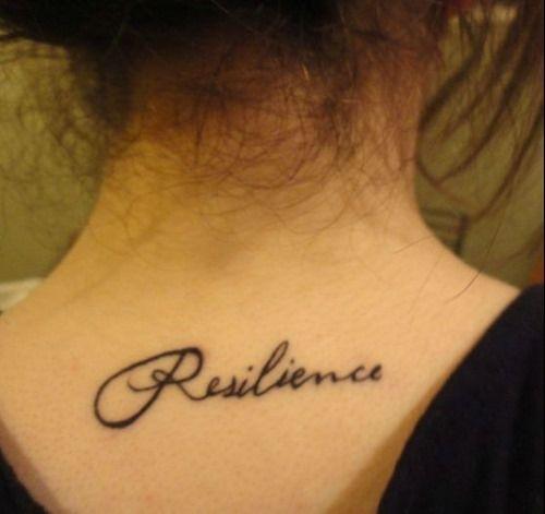 Tattoo Ideas Words: Best 25+ One Word Tattoos Ideas On Pinterest