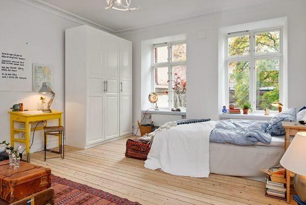 TIPS DECO: 5 pisos pequeños distribuidos en 1 sola estancia: 1a Parte | Decorar tu casa es facilisimo.com