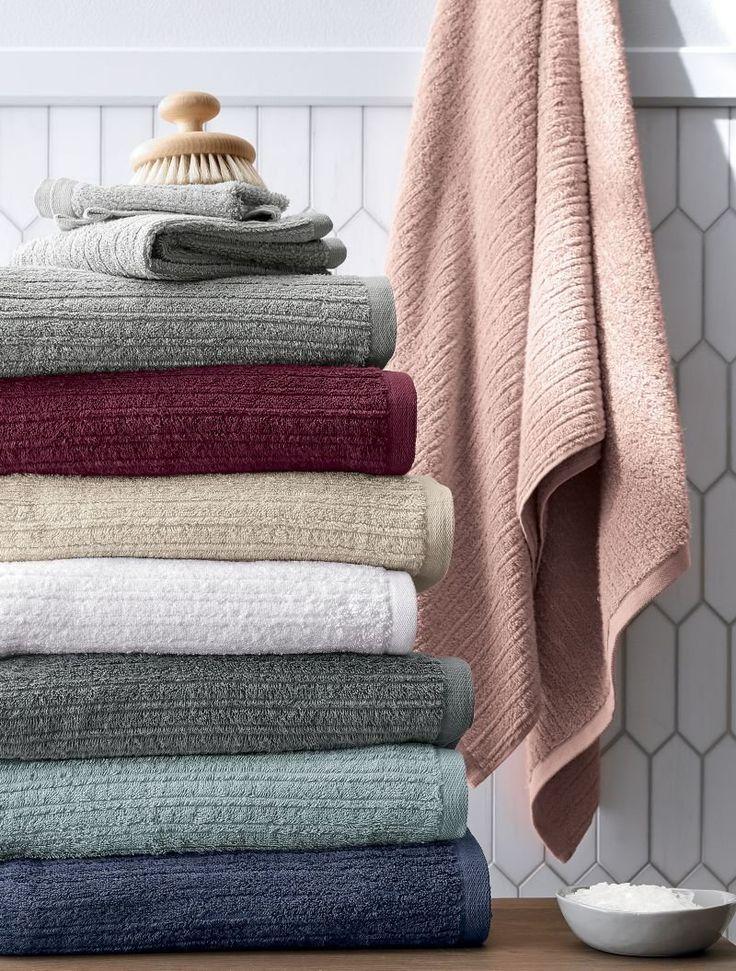 Luxury Bathroom Towel Set 6 Piece Bath Towels Sets Soft Hotel