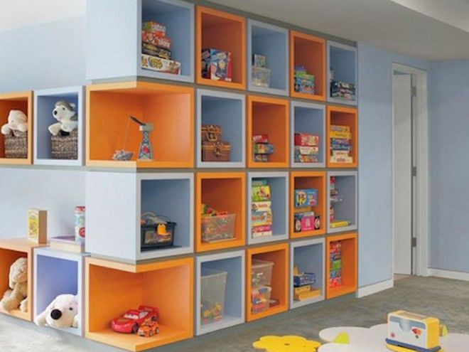 10 cool kids' toy storage solutions - Kidspot