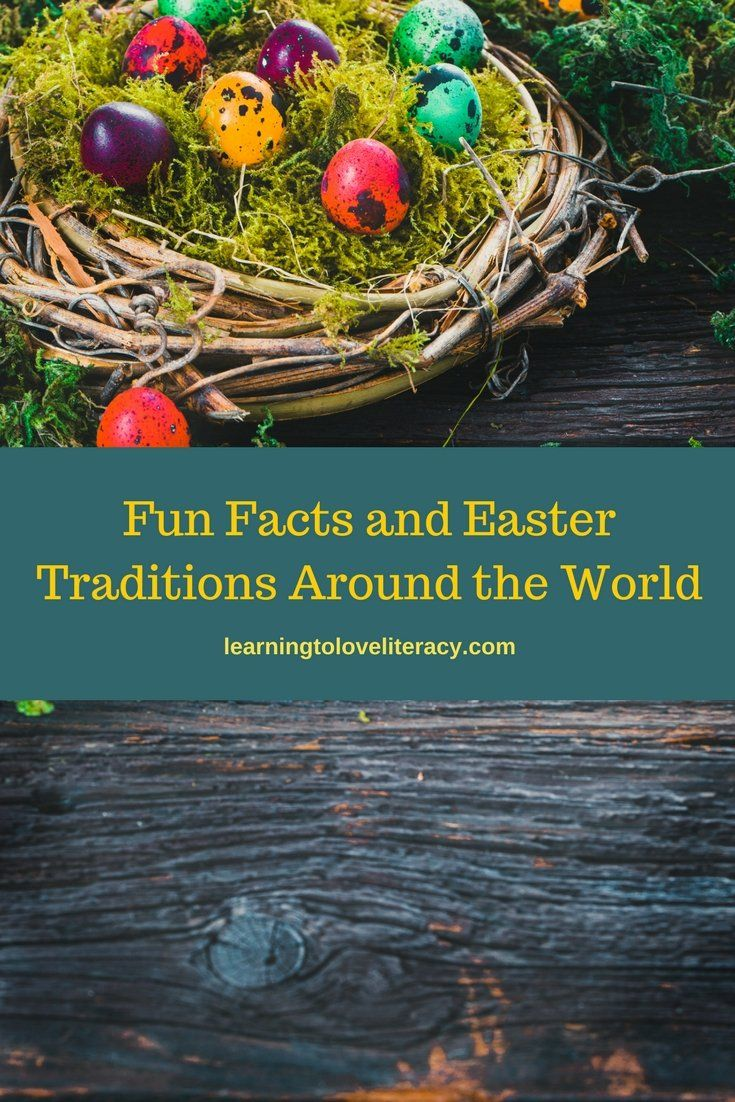 Fun Facts and Easter Traditions Around the World