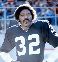 Jack Tatum: S Oakland Raiders (1971-79) Houston Oilers (1980) Three Time Pro Bowl Selection (1973, 1974, 1975) Two Time Second-Team All-Pro (1974, 1977) Five Time All AFC (1973, 1974, 1975, 1976, 1977) 1973 Football Digest NFL Defensive Back of the Year. 37 Interceptions.