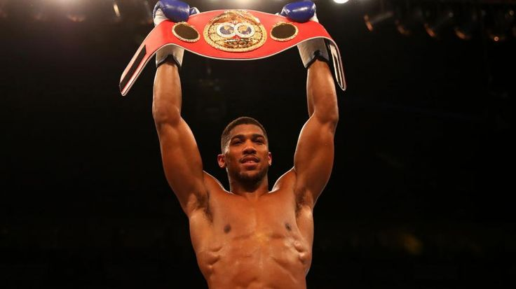 Anthony Joshua announces he will defend heavyweight titles against Bulgarias Kubrat Pulev on October 28