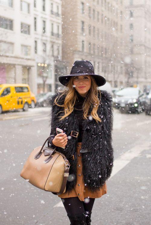 {winter wishlist: fluffy vest}