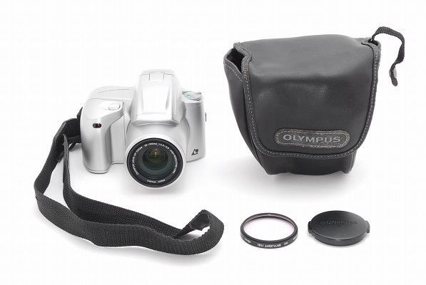 【NEAR MINT】Olympus CENTURION S APS Film Camera W/Kenko Filter,Case and More 301 #Olympus