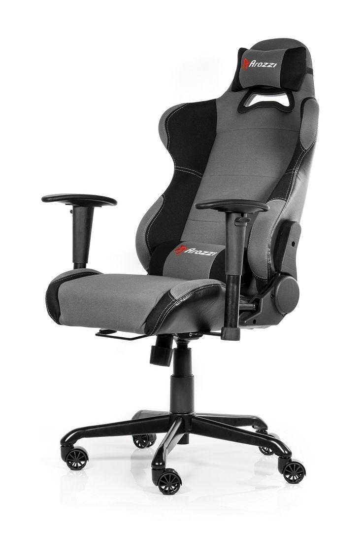 Arozzi torretta series gaming racing style swivel chair