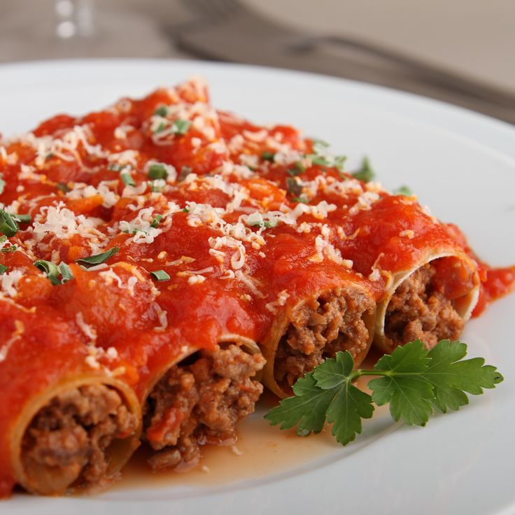 Beef Cannelloni Recipe Food Network