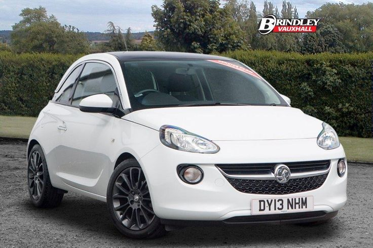 Make : Vauxhall Model: Adam Glam Miles: 8,549 Price: £11,000