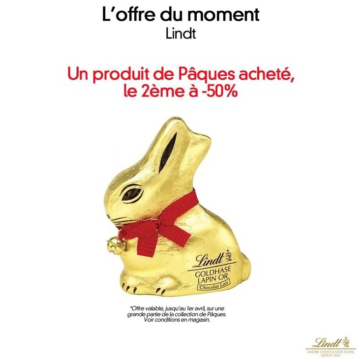Lapin lindt