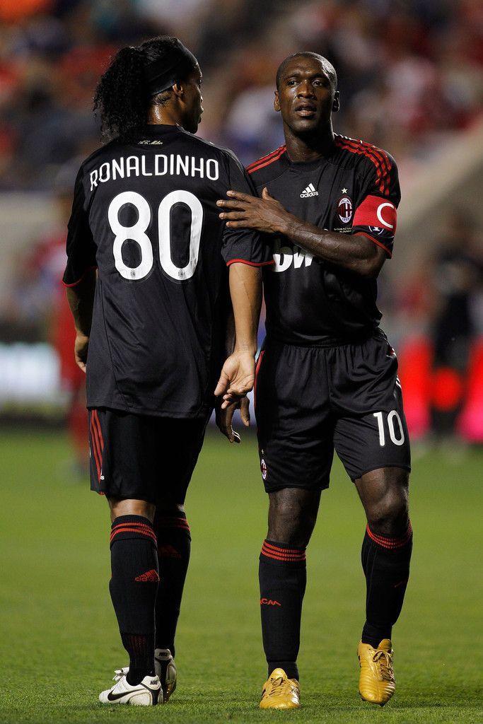 Ronaldinho & Seedorf