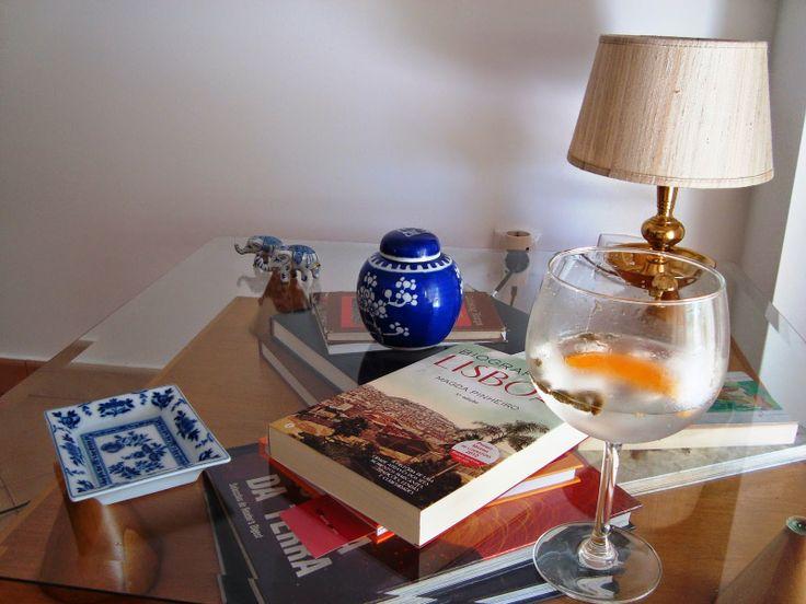 Gin Hendrik`s, Schweppes tonic water, orange and cardamomo