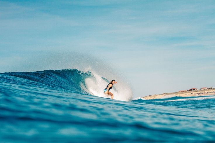 The Untold Story of Female Surfers Defying Stereotypes