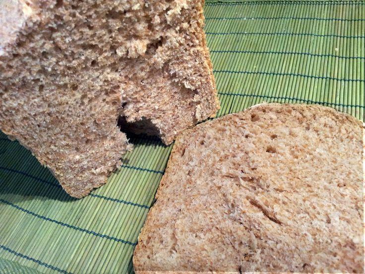 Ricetta pane integrale pane e fetta