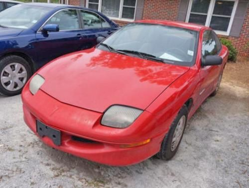 1999 Pontiac Sunfire Se Coupe For Sale Under 1000 Near Atlanta