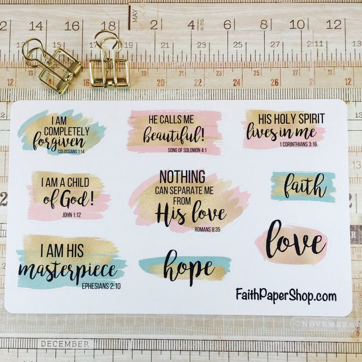 30 best youth devotions images on pinterest scripture verses my identity in christ scripture deco stickers negle Gallery