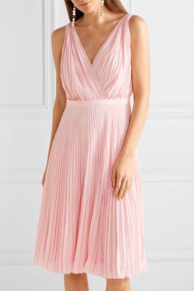 https://www.net-a-porter.com/us/en/product/812301/Prada/wrap-effect-plisse-crepe-de-chine-dress