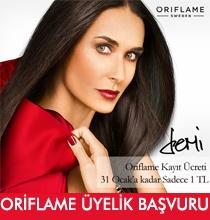 Oriflame Üyelik Başvuru   www.oricosmetics.com