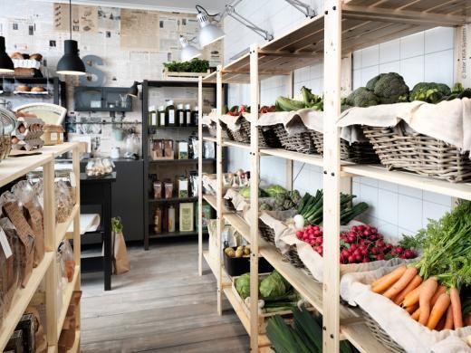 1000 ideas about ikea shelving unit on pinterest for Scaffali ikea ivar