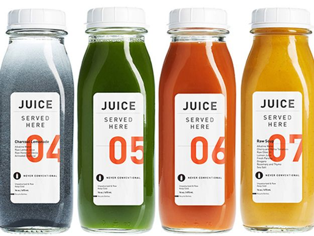 cold pressed juice - Google Search