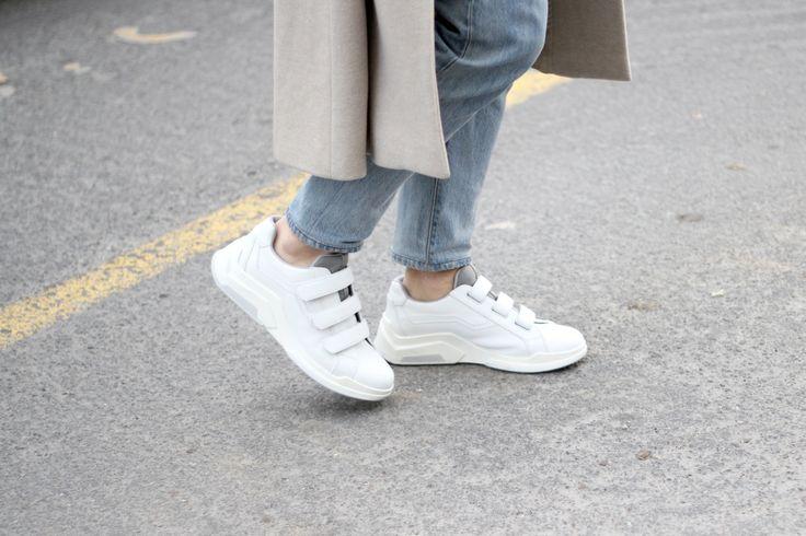J'aime tout chez toi - Prada sneakers for men